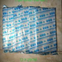Plastik kiloan 1/2kg / Plastik PE 12 X 25