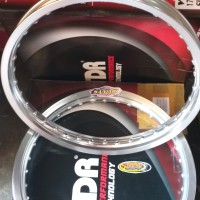 Velg TDR W Shape Set 185/215 ring 17 Silver