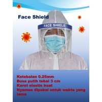 Face Shield Pelindung Wajah APD Anti Fog