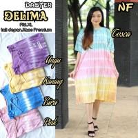 Daster Batik Daster Bahan Kaos Adem Baju Tidur Baju Santai Baju Hamil