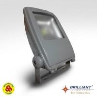 Brilliant Spot LED 50W Putih Outdoor LED Sorot 50 Watt Cool Daylight