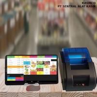 Paket Mesin Kasir Android Untuk Restoran - Tanpa Laci
