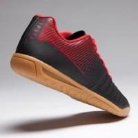 Kipsta Sepatu Futsal Anak Agility 100 Futsal Jr Black Original DCT