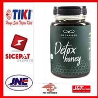 Organibee detox honey obat pelangsing badan herbal original