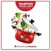 Maspion Panci Maxi Hello Kitty Colan 16 Cm - Panci Aluminium