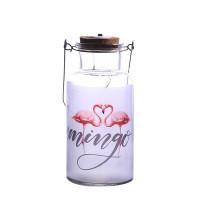 Lampu Malam LED Model Botol Harapan Gaya Vintage untuk Dekorasi