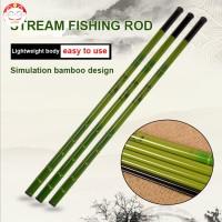 Joran Pancing Travel Model Bambu Imitasi