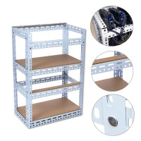 High Quality Steel 2 Layer Crypto Coin Bitcoin Mining Rig Frame Case