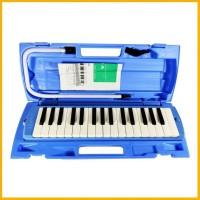 Pianika Marvel Pianica Alat Musik Tiup Piano Hardcase Cover Mr Qm33