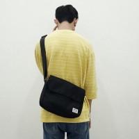 tas Busana pasang asli siswa merek olahraga kasual sederhana kurir