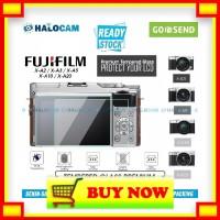 CM728 Tempered Glass Anti Gores Protector Fujifilm X-A2 A3 X-A5 X-A10