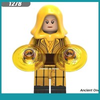 Mainan Brick Desain Lego Marvel The Avengers 4 Captain