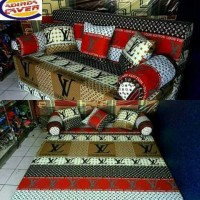 Sofa Bed Royal Foam 3 in 1 no 2 ukuran 200 x 160 x 20 cm sparepar