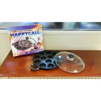 Promo Cetakan loyang martabak mini 12 lubang Happycall