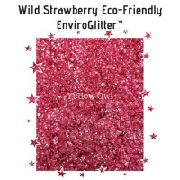 Wild Strawberry Eco-Friendly EnviroGlitter™