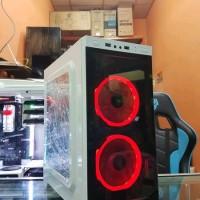 Cpu Core i 5 Ram 8 gb vga 2 gb Ddr 5 PC gaming wifi game pad acce