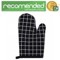 Aihogard Sarung Tangan Oven Heat Resistant Gloves 1 PCS JJ4113-01