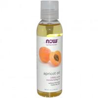 Now foods, Solutions, Apricot oil, Essential oil, 4fl oz (118)ml Laris