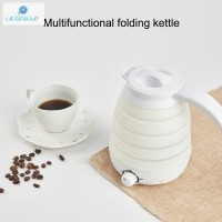 Travel Foldable Electric Kettle Fast Water Boiling Food Grade