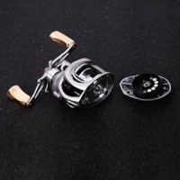 Gulungan Pancing Baitcasting Fishing Reel Magnetic Tuned Brake Low