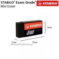 Penghapus / Eraser Stabilo Exam Grade Mini (1pc)