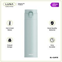 Bottle with Snap Lid RL-CUP78
