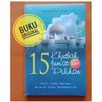 15 Khutbah Jumat Pilihan, Buku 1-Suara Muhammadiyah-Isngadi Marwah