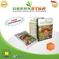 Green Star Pupuk Serbuk Organik