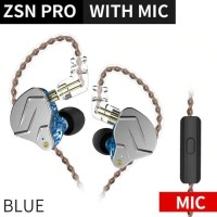 Big Sale Kz Zsn Pro Knowledge Zenith - Hybrid Earphone - Dual Driver