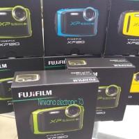 TERMURAH Camera FujiFilm FineFix XP120( UnderWater 20M/65ft)