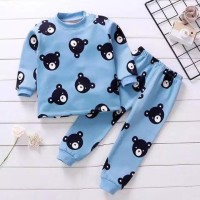 baju tidur anak | piyama anak | baju import | piyama premium - 1-2th