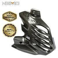 Tutup Radiator Carbon NEMO For Yamaha Nmax 2020
