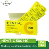 PROMO Hevit - c Vitamin C 500 Mg 100 tablet Hexpharm Jaya