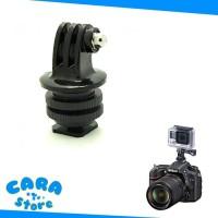 Adapter Hot Shoe Camera Flash Shoe Mount Action Cam GoPro - Foray M-CG