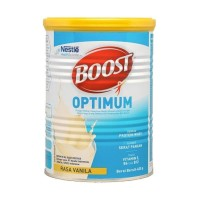 SUSU NUTREN BOOST OPTIMUM RASA VANILLA 400 GR