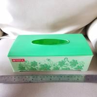 tissue dispenser / Kotak Tempat Tissue Lion Star / tempat tissue kotak