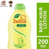 Zwitsal Baby Hair Lotion Aloe Vera Kemiri Seledri 200mL