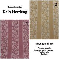 Kain Hordeng Kembang