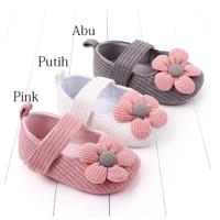 Sandal Bayi Cewek / Sandal Prewalkers Bayi Imut dan Lucu