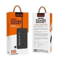 Delcell Aspor Power Socket A503 Anti-Static 3.4A Power Socket