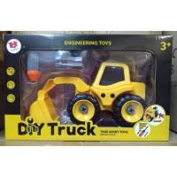 DIY Truck - Engineering Toys - Excavator Truck