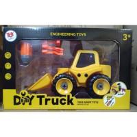 DIY Truck - Engineering Toys - Front Loader Truck