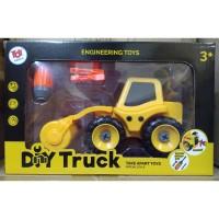 DIY Truck - Engineering Toys - Compactor Truck