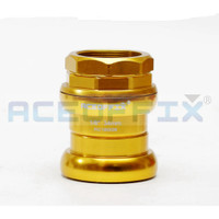 Headset ACEOFFIX Gold For Brompton 3sixty Pikes seli nn store sepeda