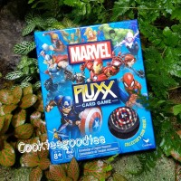 Marvel Fluxx Card Game with Collector Coin