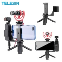 TELESIN Mini Tripod Smartphone Holder for DJI Osmo Pocket