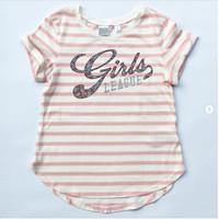 Kaos Bordir Anak Perempuan GAP Girl Tee Girl League (6 thn)
