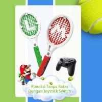[Sound Fox] Set Raket sensor untuk Game Tenis Console Nintendo Switch