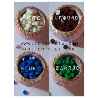 Sealing Wax Stamp Beads B untuk DIY planner journaling paint snailmail