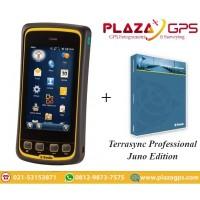 Trimble Juno 5D GPS Handheld With Terrasync Professional Juno Edition